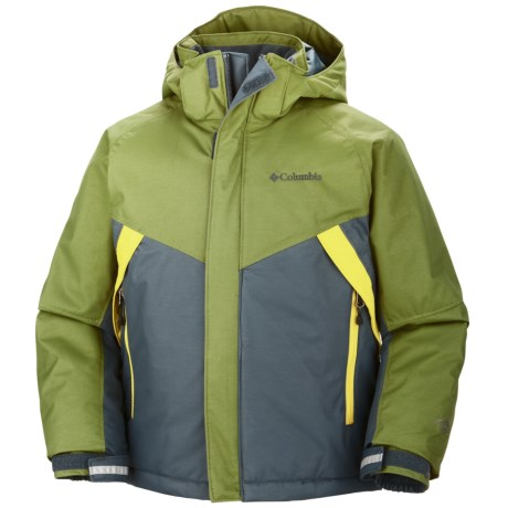 Columbia Sportswear Glacier Slope Ski Jacket - Waterproof, Insulated (For Toddlers)