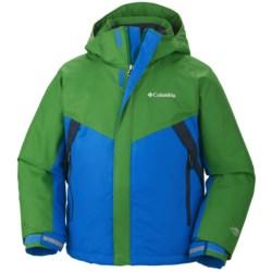 Columbia Sportswear Glacier Slope Omni-Tech® Ski Jacket - Waterproof (For Boys)