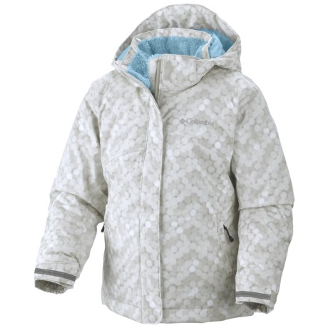 Columbia Sportswear Crash Out Jacket - Waterproof, Insulated (For Girls)