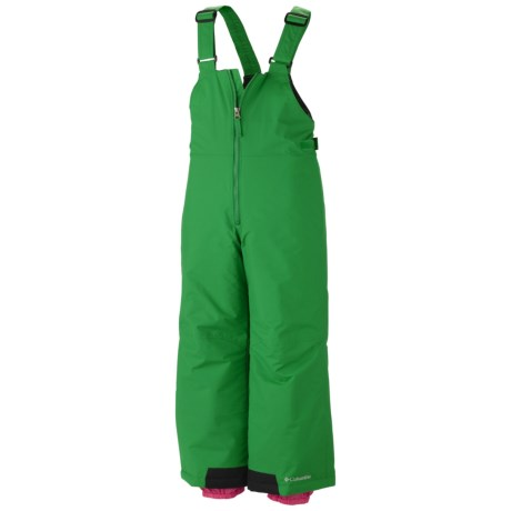 Columbia Sportswear Snow Slope Bib Overalls - Insulated (For Toddlers)