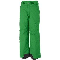Columbia Sportswear Ice Slope Snow Pants - Insulated (For Toddlers)