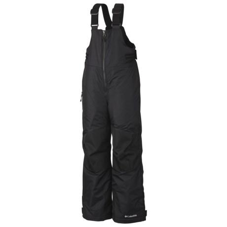 Columbia Sportswear Glacier Slope Omni-Tech® Bib Overalls (For Boys)