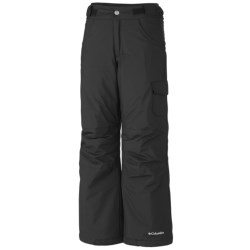 Columbia Sportswear Starchaser Peak Winter Pants - Insulated (For Girls)