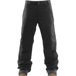 Foursquare Work Snowboard Pants - Waterproof, Insulated (For Men)