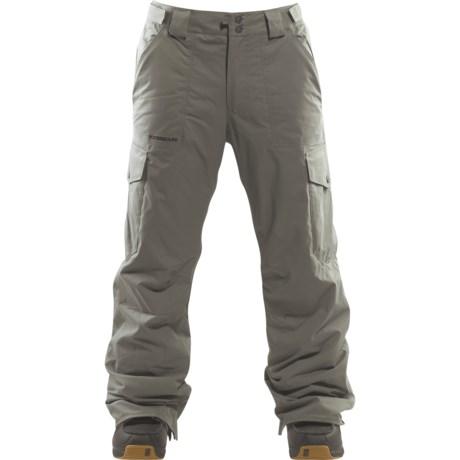 Foursquare Studio Snowboard Pants - Waterproof (For Men)