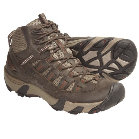 Keen Alamosa Mid Hiking Boots - Leather (For Men)