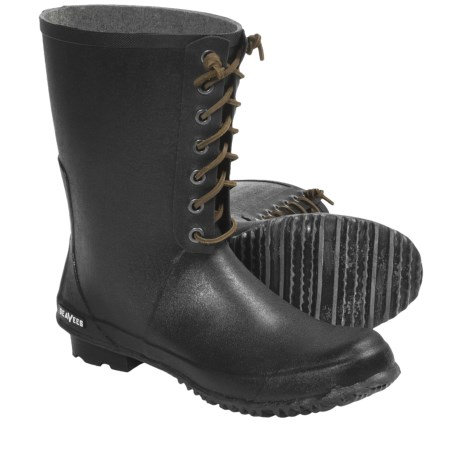 SeaVees 04/65 Off Shore Rubber Boots - Waterproof (For Men)