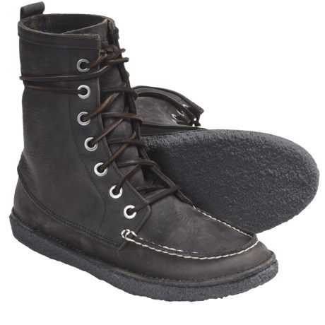 SeaVees 02/60 7-Eye Trail Boots - Leather (For Men)