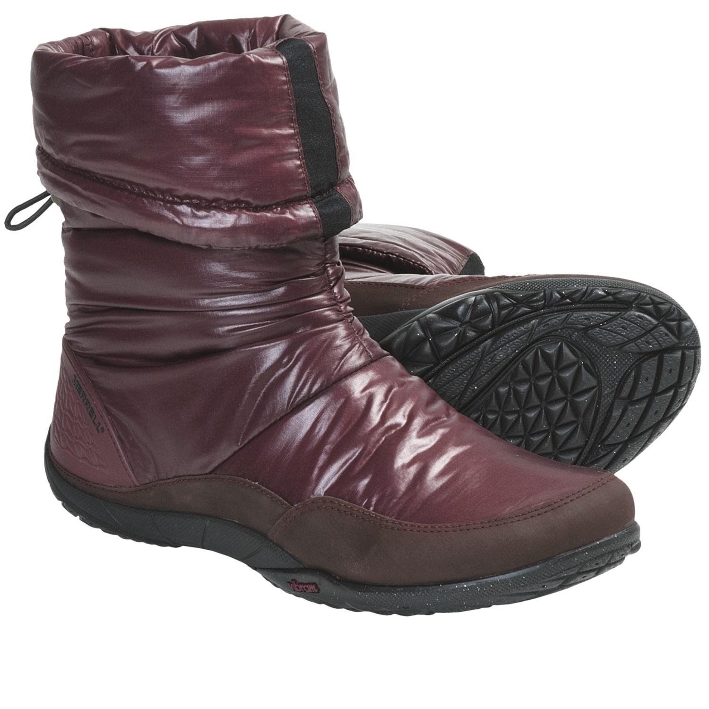 Barefoot Winter Boots Mount Mercy University