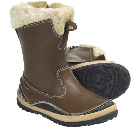 Merrell Taiga Zip Boots - Waterproof, Leather (For Women)