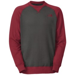 The North Face Half Dome Crew Sweatshirt - Long Sleeve (For Men)