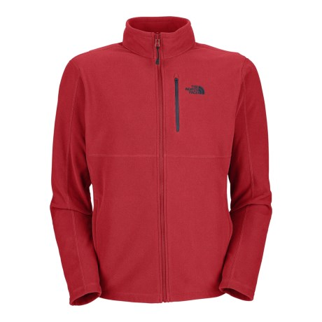 The North Face TKA 100 Texture Cap Rock Jacket - Polartec® Fleece (For Men)