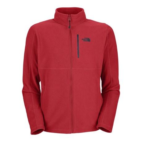 The North Face TKA 100 Texture Cap Rock Jacket - Polartec® Fleece (For Men)