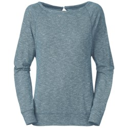 The North Face Hallina Shirt - Slub Cotton Jersey, Long Sleeve (For Women)