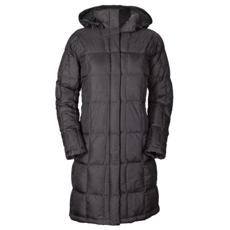 The North Face Metropolis Down Parka - 600 Fill Power (For Women)