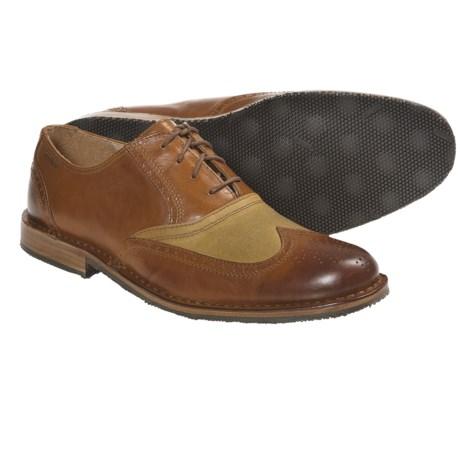 Sebago Filson Brattle Oxford Shoes (For Men)