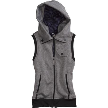 Burton Starr Vest - Fleece (For Women)