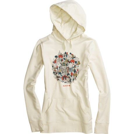 Burton Friends of the Forest Hoodie Sweatshirt (For Women)