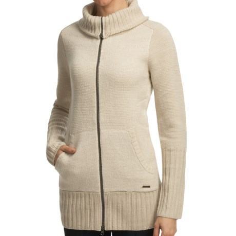 SmartWool Hot Springs Sweater Jacket - Merino Wool (For Women)