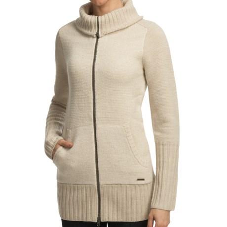 SmartWool Hot Springs Sweater Jacket - Merino Wool (For Women)
