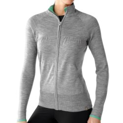 SmartWool SportKnit Sweater - Merino Wool, Full Zip (For Women)