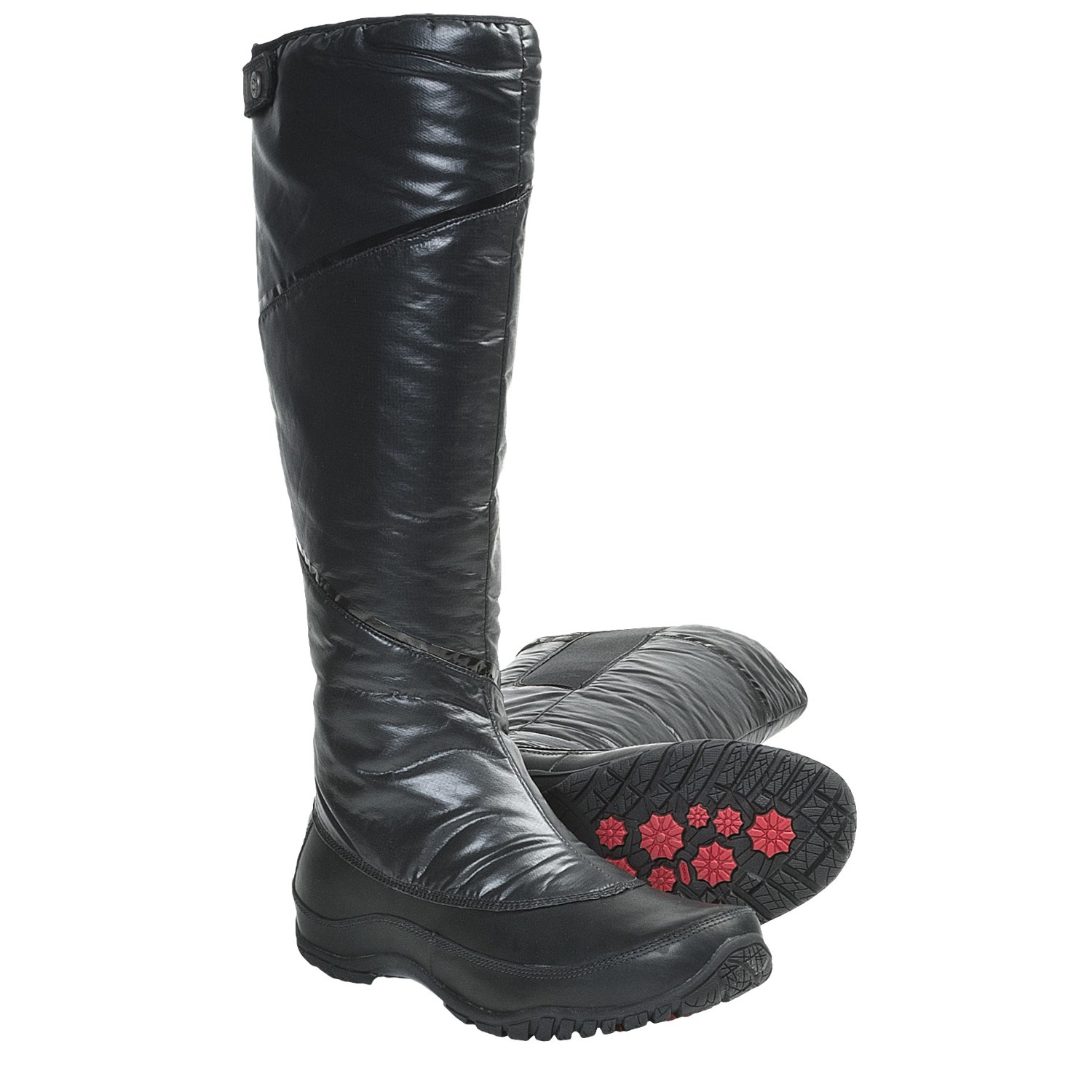 the purna zip winter boots for