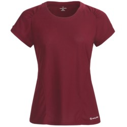 Moving Comfort Talent T-Shirt - Short Sleeve (For Women)