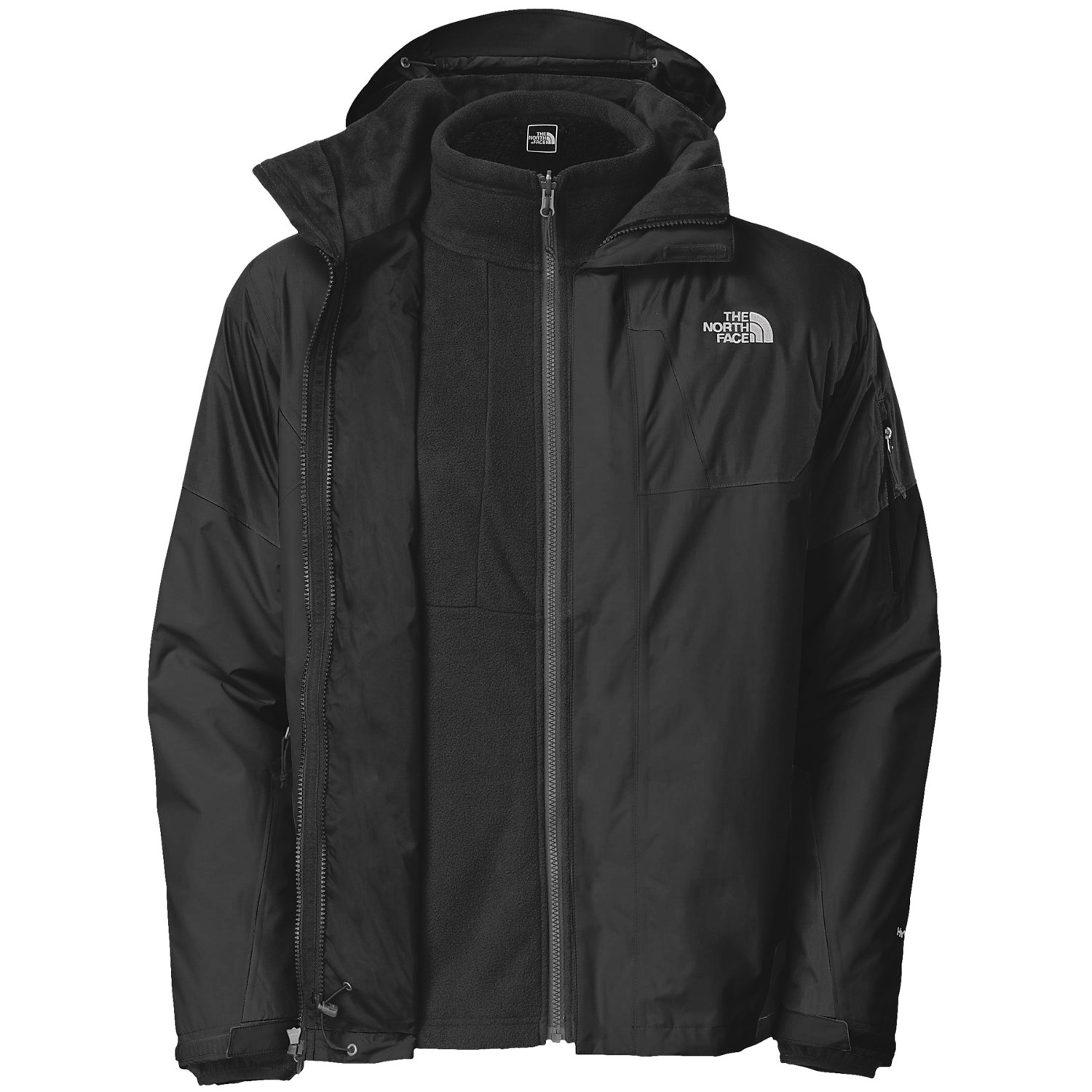 the north face cambria triclimate hyvent jacket for men. Black Bedroom Furniture Sets. Home Design Ideas