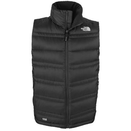 The North Face Aconcagua Down Vest - 550 Fill Power (For Men)