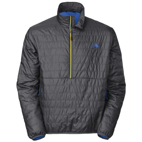 The North Face Blaze Jacket - Zip Neck, Insulated (For Men)