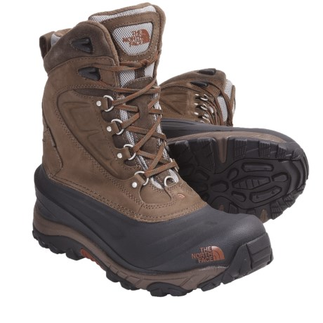 The North Face Baltoro 400 III Winter Boots - Waterproof, Insulated (For Men)