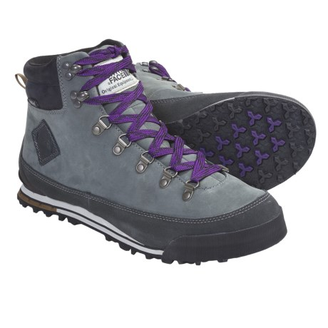 The North Face Back-to-Berkeley Boots - Waterproof, Nubuck (For Men)