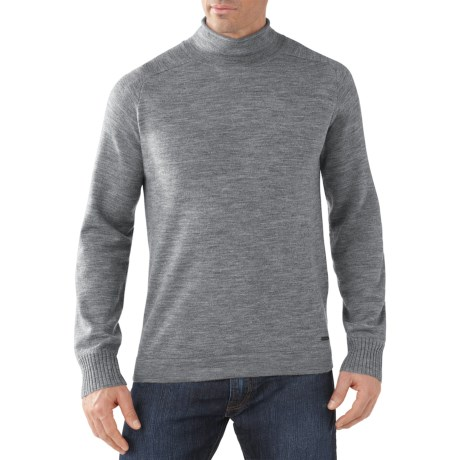 SmartWool Hanging Lake Roll Neck Sweater - Merino Wool (For Men)