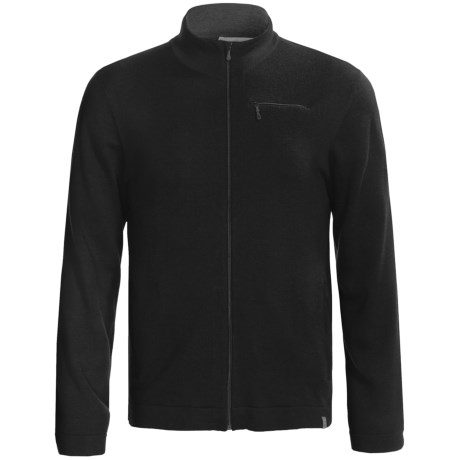 SmartWool Sportknit Full-Zip Sweater - Long Sleeve (For Men)