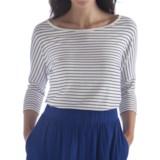 Bamboo Dreams® by Yala Lela Shirt - 3/4 Dolman Sleeve (For Women)