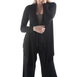 Yala Bamboo Dreams® by  Lucy Wrap - Long Sleeve (For Women)