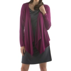 Bamboo Dreams® by Yala Laurel Wrap - Long Sleeve (For Women)