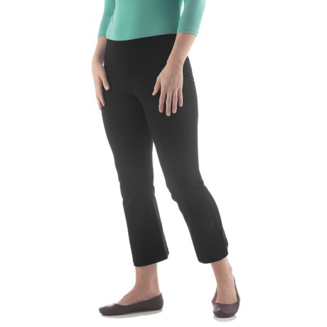 Yala Aspire Trech Crop Pants - Organic Cotton (For Women)