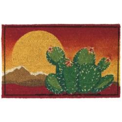"""DII Desert Sun Door Mat - Coir, 18x30"""""""
