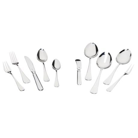 WMF 18/10 Stainless Steel Flatware Set - 45-Piece