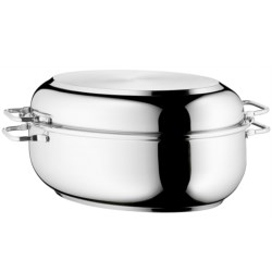 WMF Extra Deep Roaster - 18/10 Stainless Steel