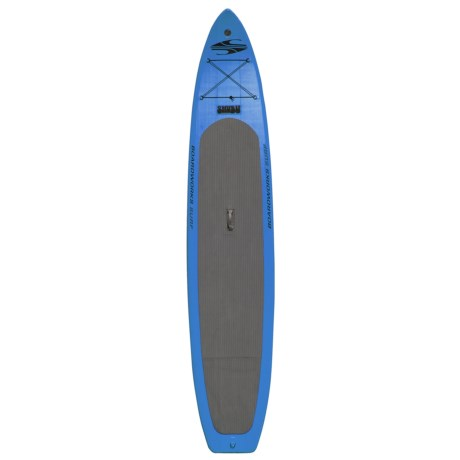 "Boardworks SHUBU ""Bomb"" Inflatable Stand-Up Paddle Board - 12'6"""