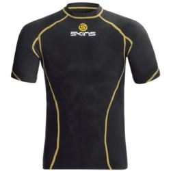 Skins Bio Sport Base Layer Top - UPF 50+, Crew Neck, Short Sleeve (For Men)