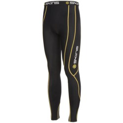 Skins Bio Sport Long Base Layer Tights - Midweight (For Men)