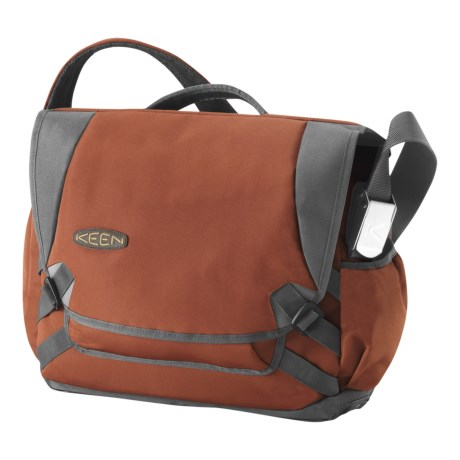 Keen Harrison 15 Check Point Messenger Bag