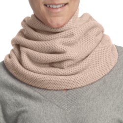 Lilla P Tuck Stitch Cowl Scarf (For Women)