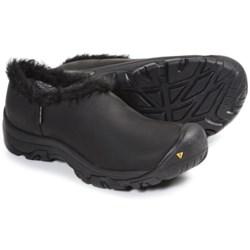 Keen Bailey Slip-On Winter Shoes - Waterproof (For Women)