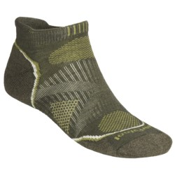 SmartWool PhD Outdoor Light Micro Socks - Merino Wool, Lightweight, Below-the-Ankle (For Men and Women)