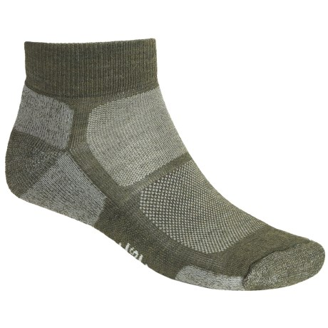 SmartWool Outdoor Sport Mini Socks - Lightweight, Merino Wool (For Men and Women)