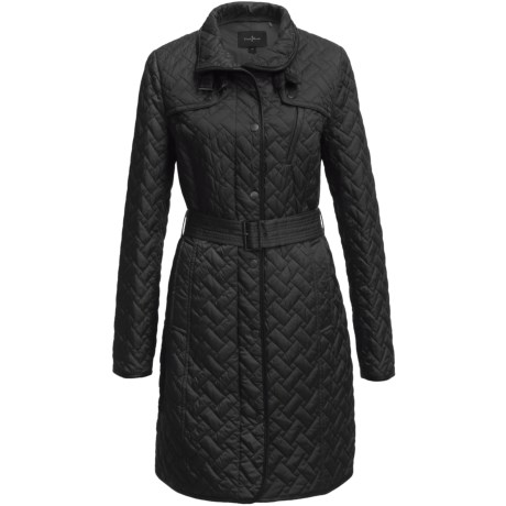 Cole Haan Outerwear Quilted Coat - (For Women)